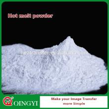 QingYi best price and quality hot melt glue powder