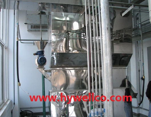Silica Granules Drying Machine