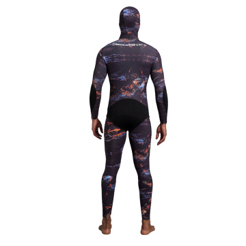 Seaskin 3MM Jako Neopren Camo Spearfishing Neoprenanzug