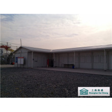 Slope Roof Prefab House Modular Building with Flexible Design (SHS-mh-camp034)
