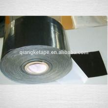 Sistema de revestimento de fita de tubo de aço aplicado a frio de anticorrosão