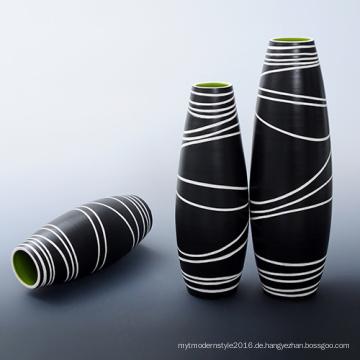 Klassische antike keramische Vase für Zuhause dekorative (B136)