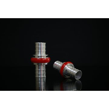 Flexible Aluminium Shaft Coupling