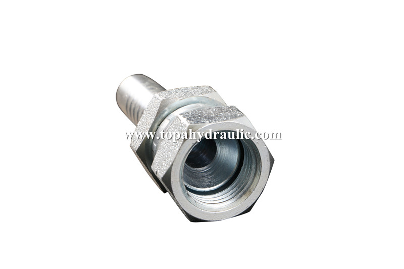 high pressure Steel material British hydraulic fittings
