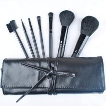 Pequeño conjunto de cepillo de maquillaje de viajes / pincel cosméticos (TOOL-04)