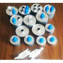 China Factory Customize Ethanol Gel Tin Can Metal Pakcing for Burner
