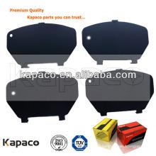 Kapaco premium quality Brake pad Anti-noise Shim D813 for Lexus/Toyato
