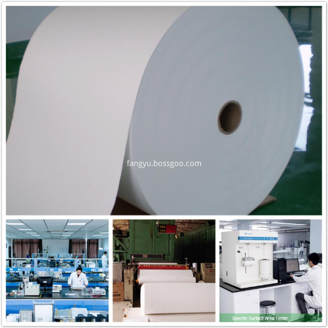 U15 Air Filter Paper