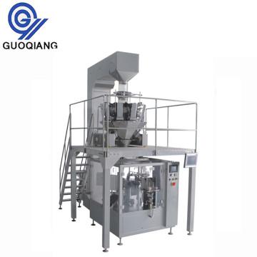 Machine d'emballage rapide Doypack pour le sel