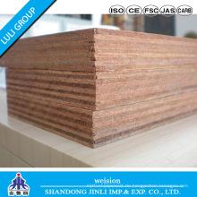 Kommerzielles Sperrholz des heißen Verkaufs von der Luli Gruppe