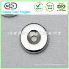 29mmx4mm runde Scheibe Neodym Seltenerd-Magneten