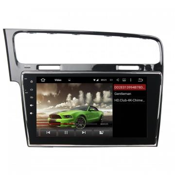 10.1 InchTouch auto dvd per autoradio VW Golf 7