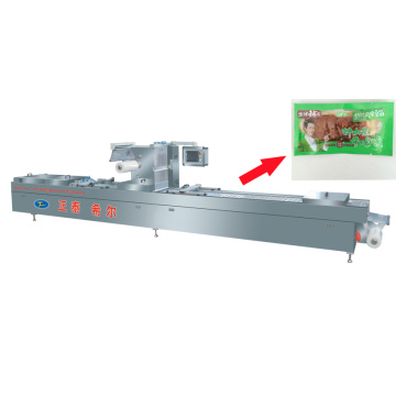 Shredded Kelp Vac pack machine