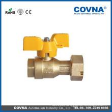 OEM hot sale manufacturer lpg natural gas brass ball valve price