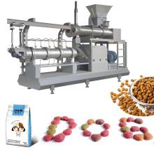 Extrudeuse d'aliments pour animaux de compagnie à double vis