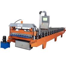 zinc sheet making roll forming machine machine price in china