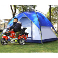 3-4 Personen Camping Automatische Outdoor Multiplayer Wald Wandern Zelt