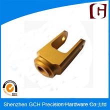 China Fabricación de Fábrica CNC Machined Copper Parts