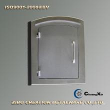 Aluminium Die Casting Mailbox Door