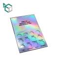 Customized Logo and Design Printing Cardboard Eyeshadow Box