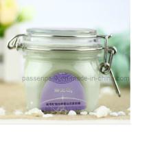 300g hochwertiges Kunststoff-luftdichtes Glas für kosmetische Maske (PPC-35)
