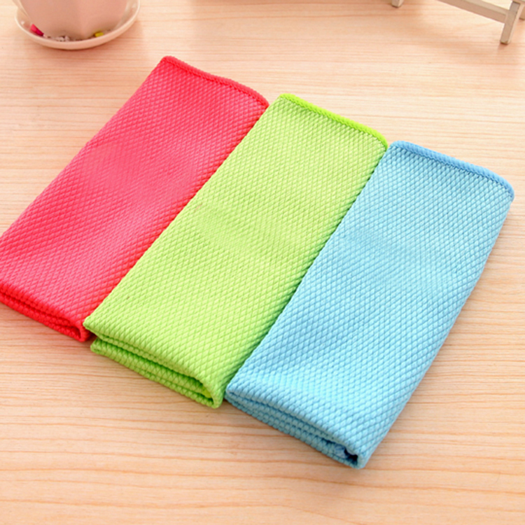 Microfiber French Terry Cleaning Towel 2