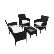Muebles de jardín / de mimbre