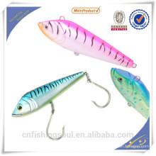 VBL018 16CM y 20CM calidad perfecta Artificial gran señuelo de la pesca para la pesca marítima