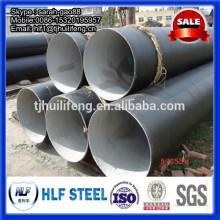 Résistance à la corrosion ciment de mortier doublure tuyau en acier