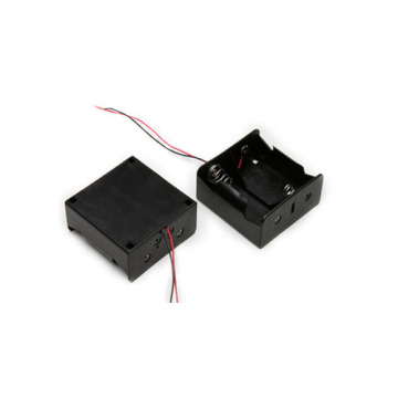 FBCB1156 71mm squire black battery holder