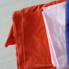 Tissu en coton polyester TC uni et sergé teint actif et imprimé numérique tissu de travail tissu popeline tissu uniforme