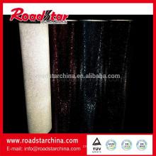 cinderella pvc glitter reflective sheet roll