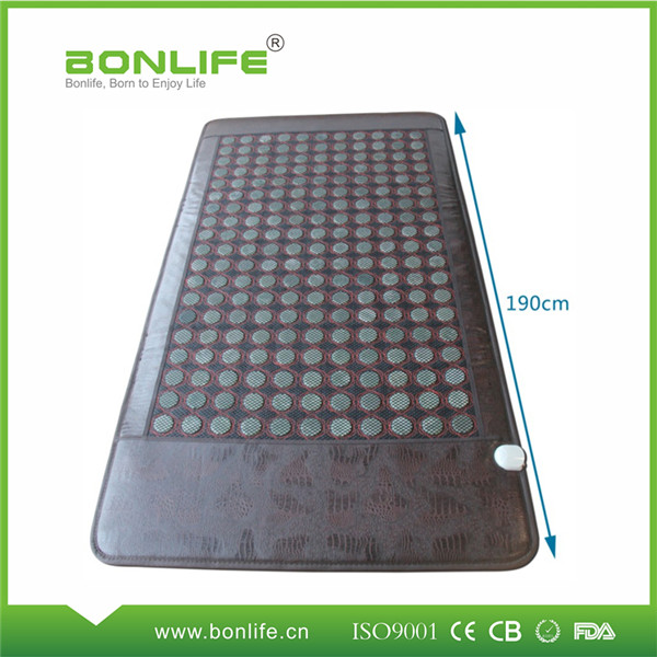 Jade dan Tourmaline FIR Thermal Therapy Mattress