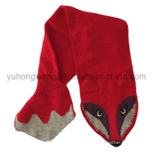Bufandas hechas a mano del ganchillo del ganchillo hecho a mano de la manera, bufanda