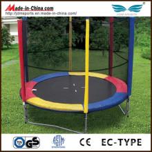 Hot Sale Kids′ Cheap Mini Trampoline for Sale (ES-6FT-16FT)