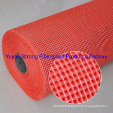 Sticky Fiberglass Mesh Used for EPS of Different Colors