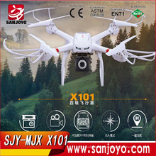 MJX X101 RC Drone Quadcopter with Gimbal 2.4 Ghz 6-axis Rc Helicopter Drone -SJY-MJX-101