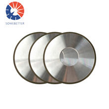flat cbn grinding wheel 1A1 diamond grinding wheel with high quality