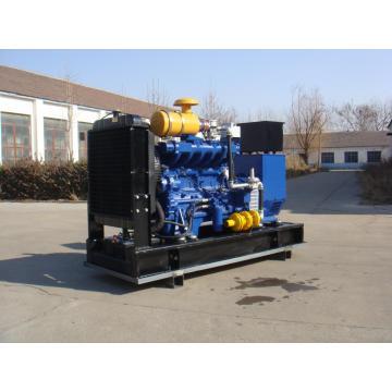 Green energy and farm use CE standard 120KW Methane gas generator