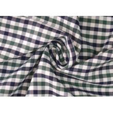 Оливер/флот проверки саржевого 60 рубашек ткань хлопок 40