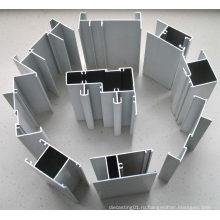 6005 различных обработка поверхности алюминиевых профилей (HF016)