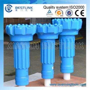 Haute et basse pression bouton SRD mèches de perçage
