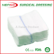 Henso BP Standard Quality Cotton Gauze Sponges