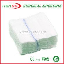 Henso BP Standard Quality Cotton Gauze Sponges