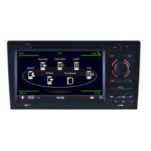 Car Audio Navegação RNS-E A8 S8 Rádio Leitor de DVD (HL-8818GB)