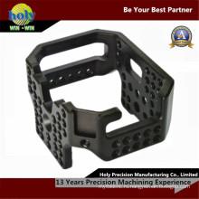 CNC таможни подвергая механической обработке фототехники корпус CNC алюминиевая подвергая механической обработке