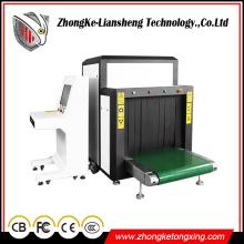 Escáner de equipaje de X Ray