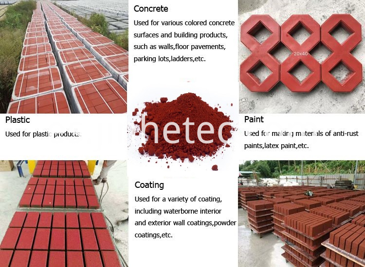 Iron Oxide Red 190