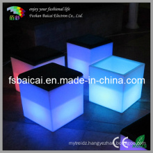 LED Cube Chair Bcr-114c
