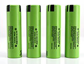 police led flashlight Lithium Ion Rechargeable 18650 battery